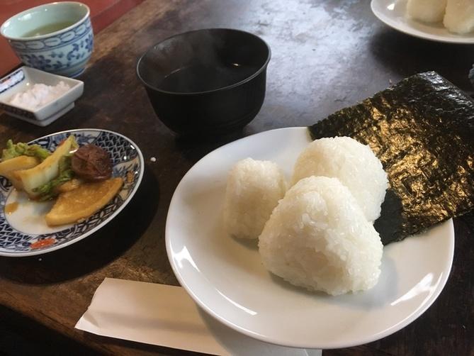 【レポート】日本人の底力!ダシとおむすび作り | 遊楽食房