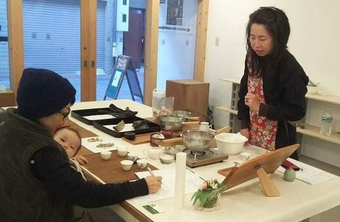 【レポート】ダシCafe・今さらきけないダシの引き方体験講座 | 遊楽食房